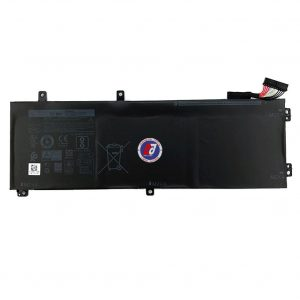 Pin laptop Dell XPS 15 (9560, 9570, 7590). Precision 5520, 5530, 5540. Inspiron 15 (7590, 7591). Vostro 15 (7590). Type H5H20 (11.4V-56Wh)